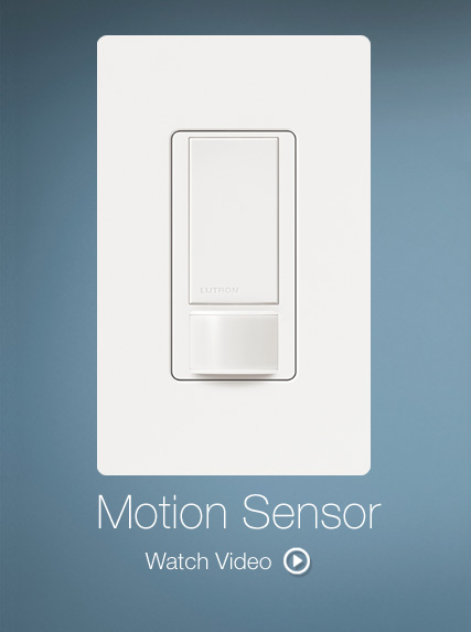 Lutron Motion Sensing Light Switches Motion Activated Light Motion Sensing Light Light Switch