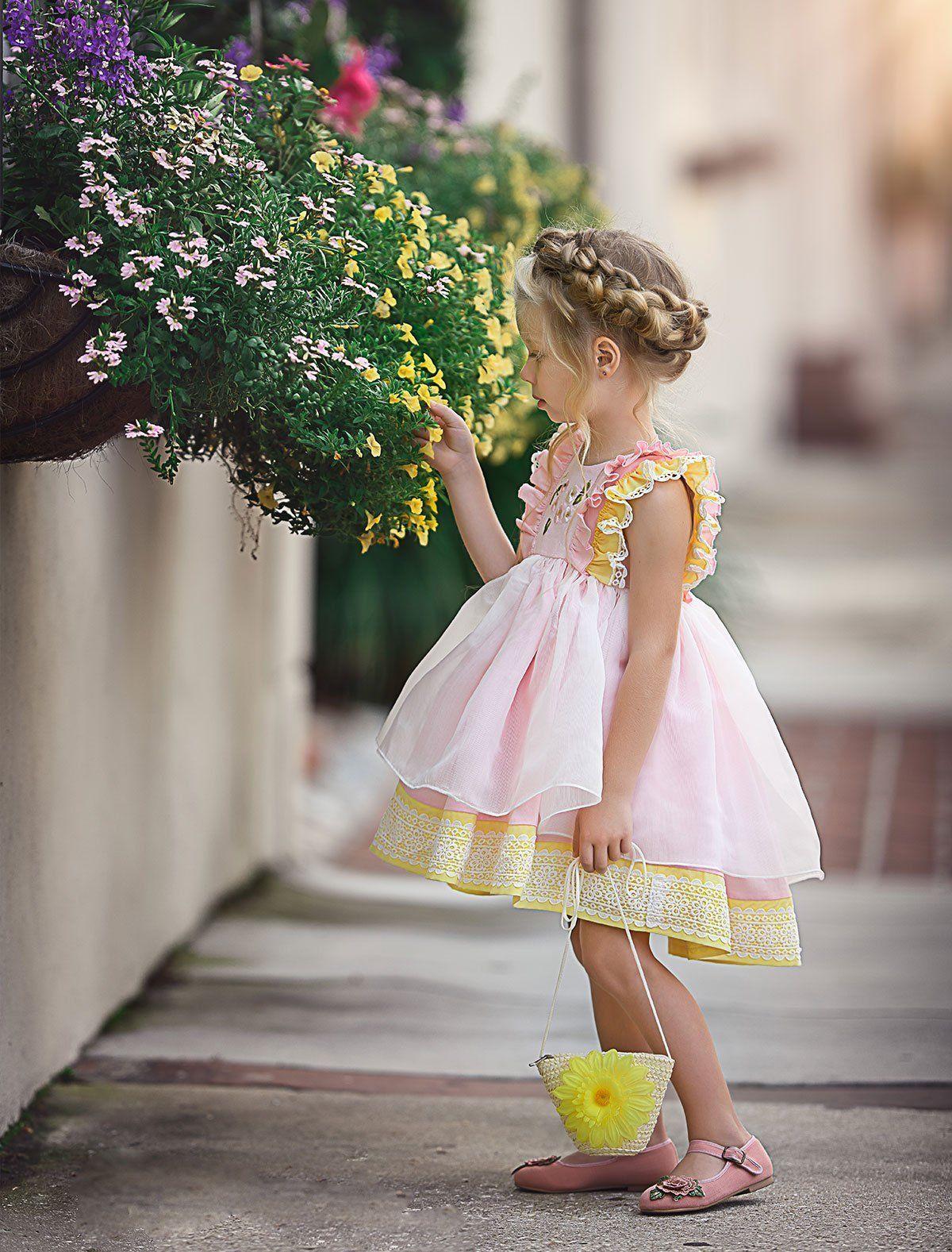 8853e3efe NEW DOLLCAKE I Believe in Angels Dress Pink Lemonade Size 7 Birthday  Wedding -  94.99