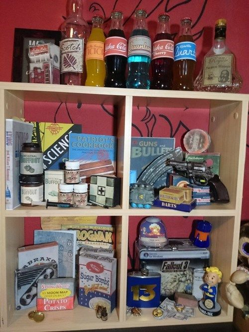 This Redditor Has a Seriously Impressive Fallout Props Collection