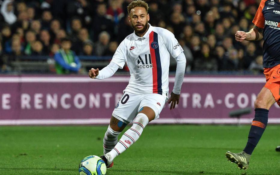 Montpellier Psg Les Notes Des Joueurs Parisiens Psg Neymar Jr Football Neymar