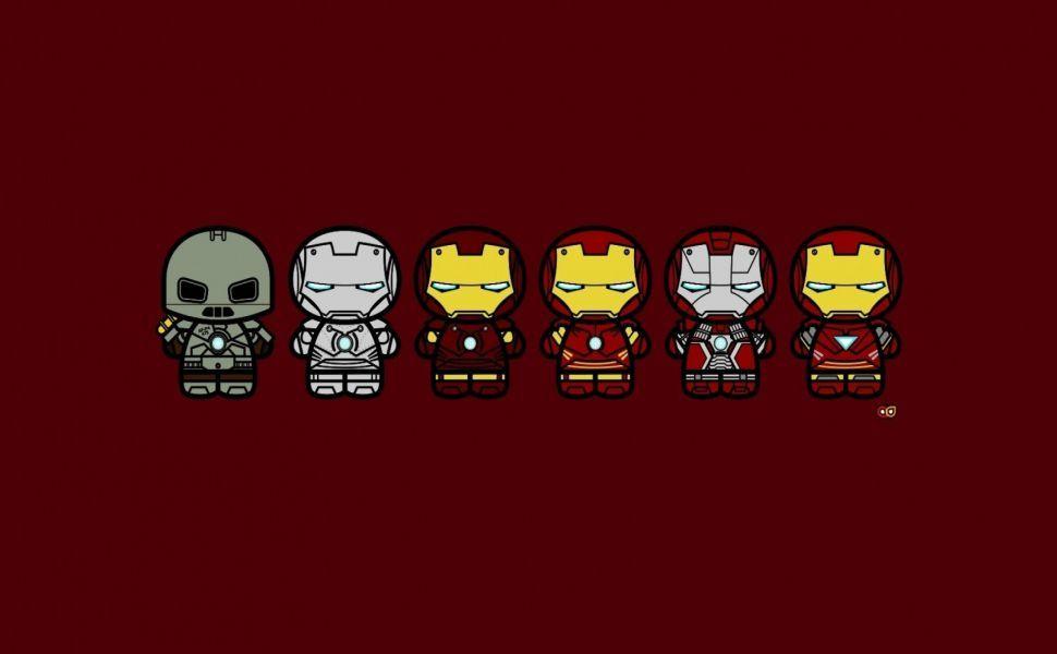 Iron Man Chibi Hd Wallpaper Wallpapers Iron Man Comics Comic Books