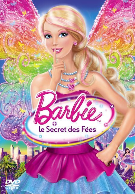 Telecharger Le Film Barbie Le Secret Des Fee Gratuitement Film De Barbie Barbie Dessin Anime Gratuit