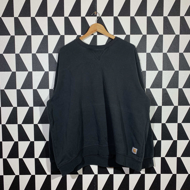 Vintage Carhartt Sweatshirt Jumper Carhartt Crewneck Carhartt Etsy Carhartt Sweatshirts Carhartt Pullover Sweater Patched [ 3000 x 3000 Pixel ]