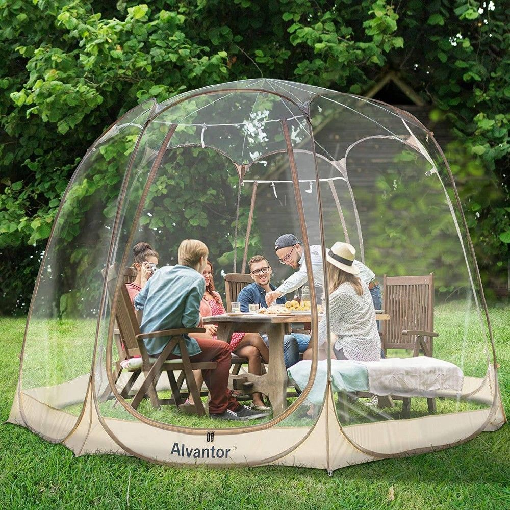 12 X 12 Bubble Tent Pop Up Gazebo Alvantor Bubble Tent Camping Gazebo Outdoor