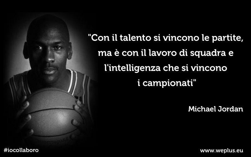 Michael Jordan Per Iocollaboro Collaboration Quote