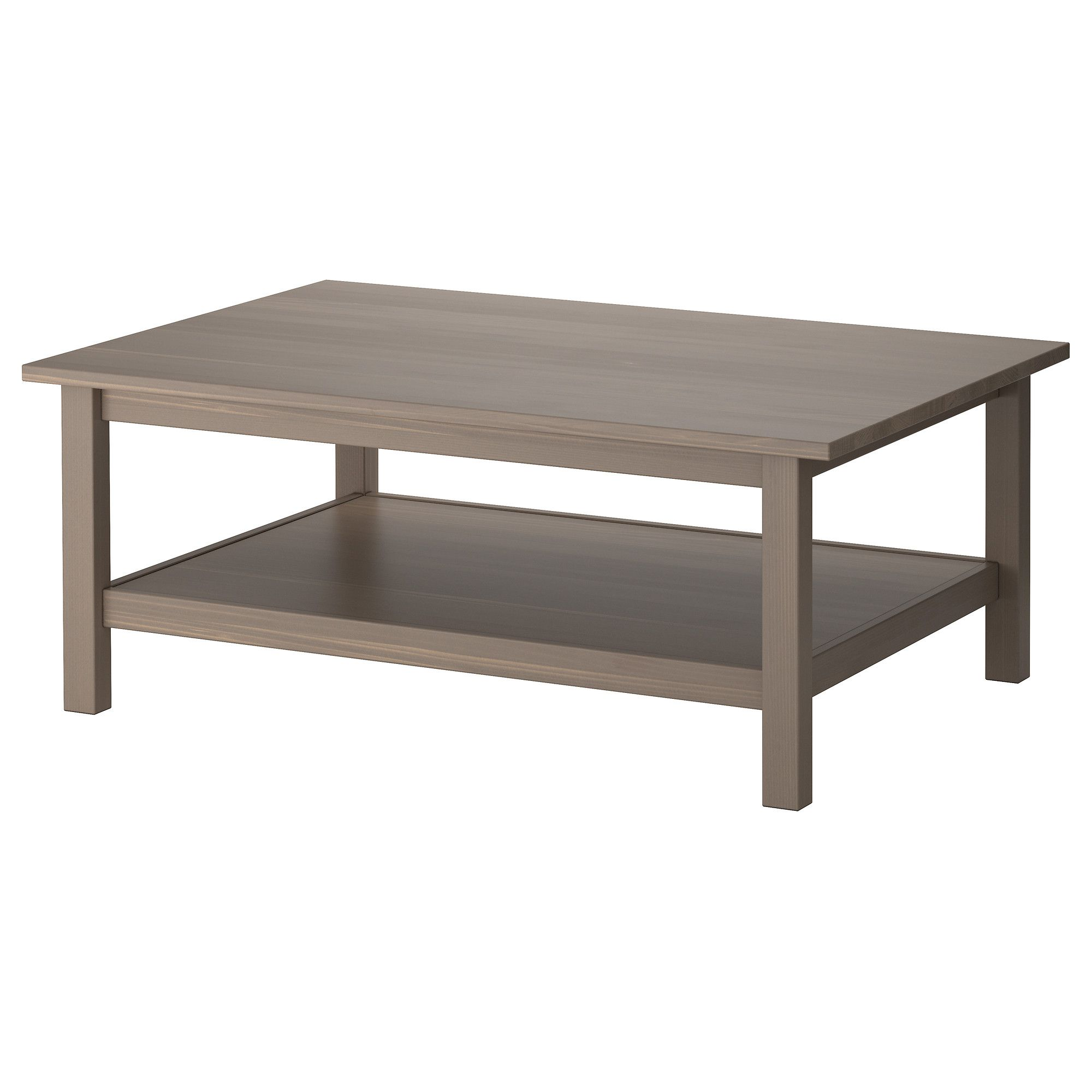 HEMNES Coffee table blackbrown HEMNES Living rooms and Room