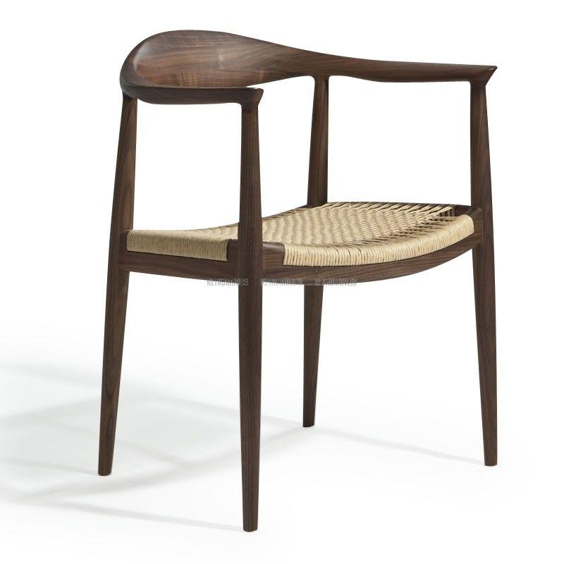 Cadeira The Cadeira Assento em Corda