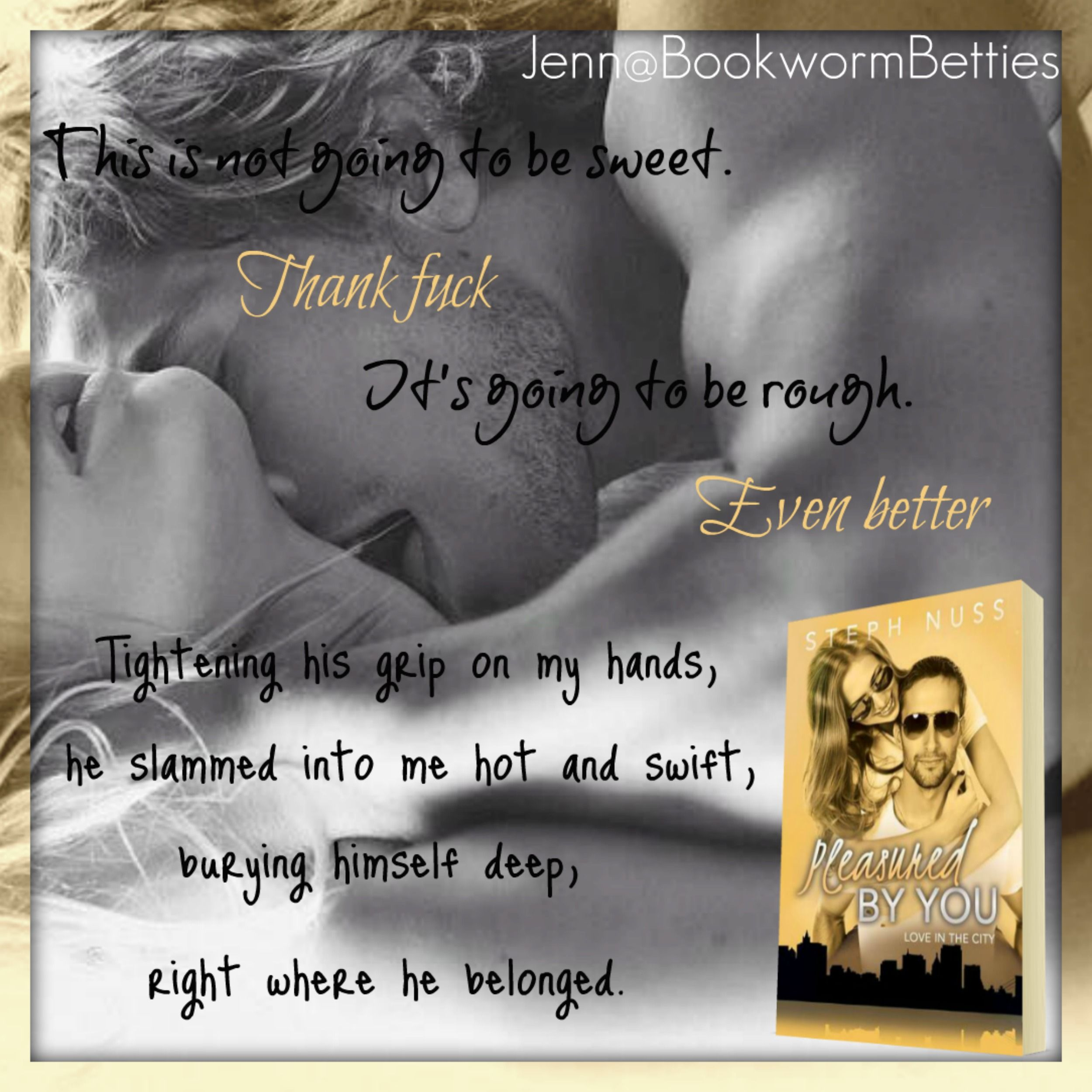 Pleasured by You (Love in the City, #3)  by Steph Nuss