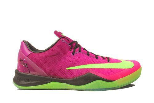 Nike Kobe 8 Mambacurial New Detailed Pictures and Info Red Plum Electric  Green Pink Flash