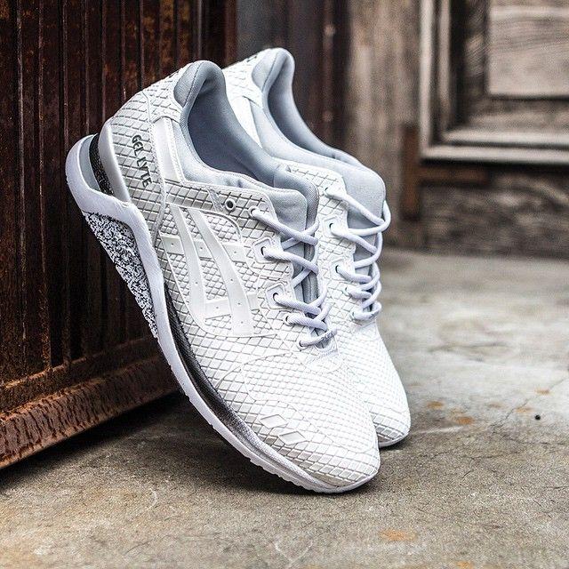 Mens Shoes ASICS Tiger Gel-Lyte III Evo White/White