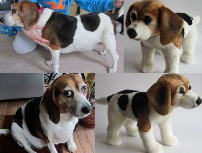 100 Custom Stuffed Animals Made To Look Exactly Like Your Dog