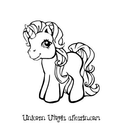 My Little Pony Unicorn kid party