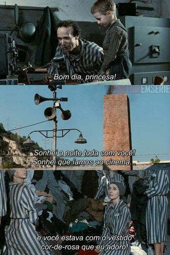 A Vida é Bela Frasescenas Movies Film E Frases