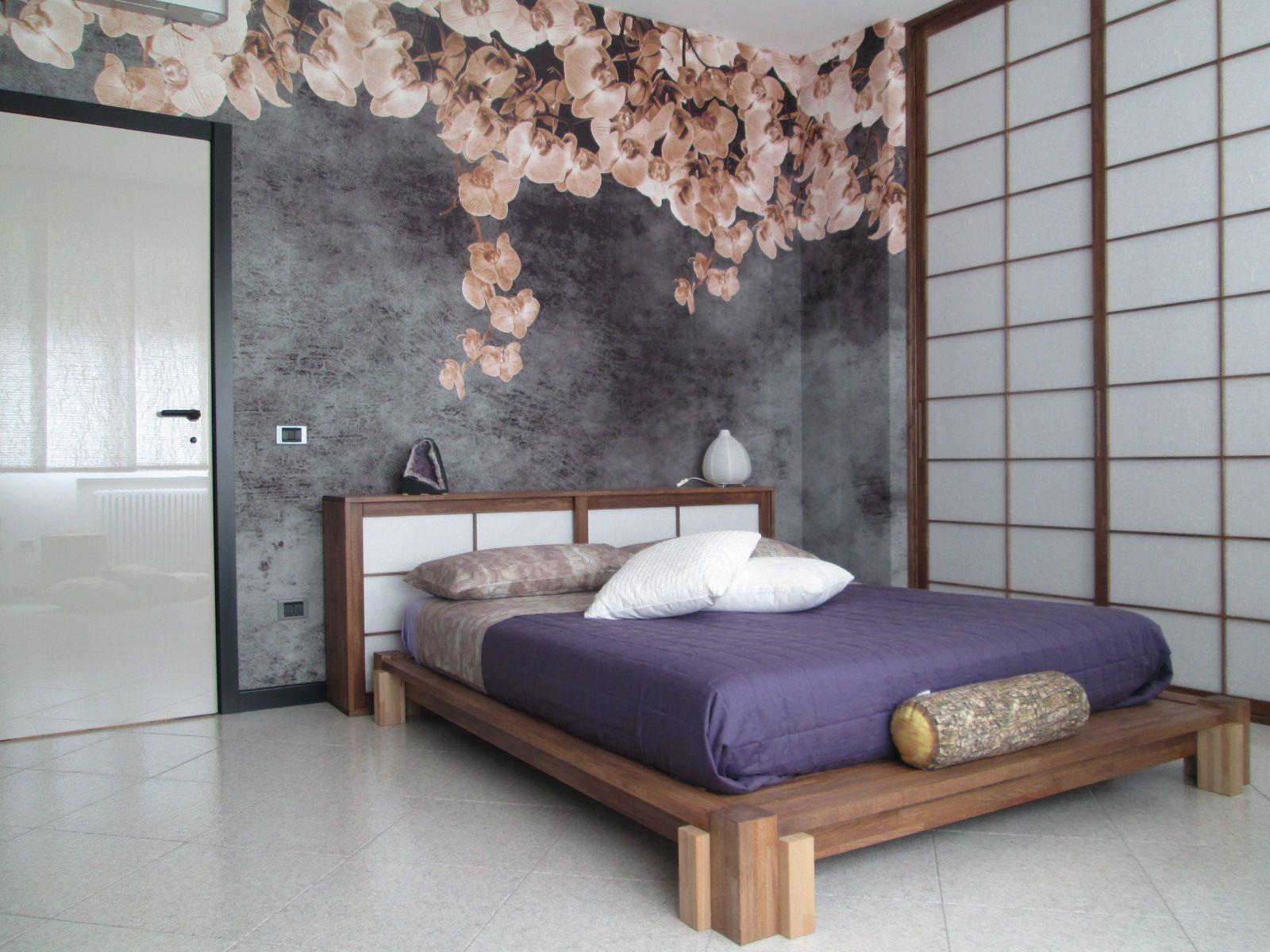 Un nuovo Letto Kyoto ha preso posto nella splendida camera da letto del nostro ultimo cliente... Cosa ne dici? Ci sta bene? #Cinius