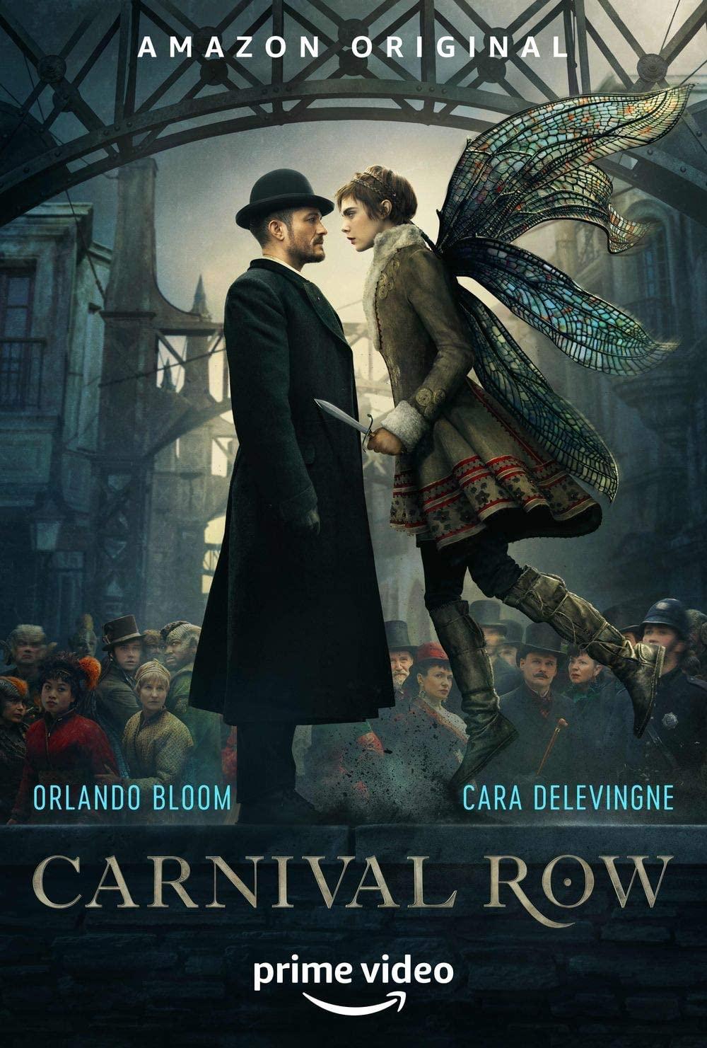 Lionbeen Carnival Row Movie Poster Cartel De La Pelicula 70 X 45 Cm Not A Dvd Amazon Es Hogar Carteleras De Cine Fila Peliculas