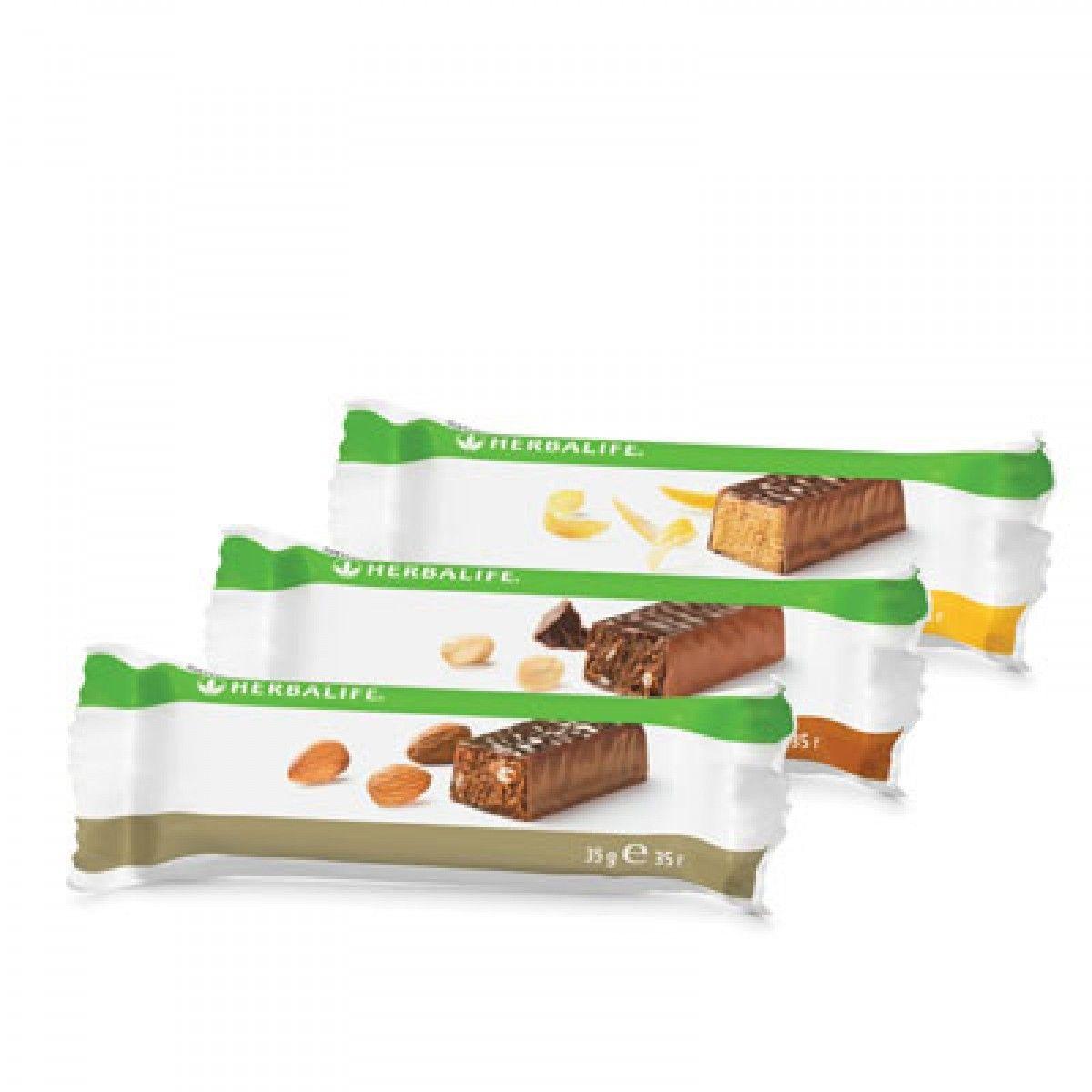 Protein Bar Deluxe All Flavors Proteinas Magra Hidratos De Carbono