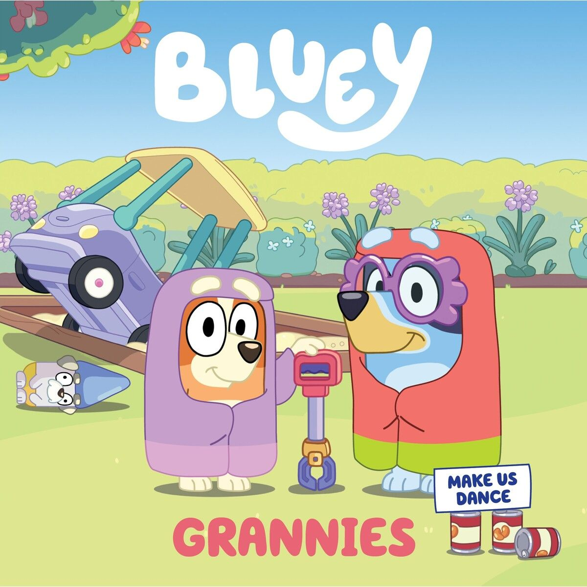 Bluey Grannies A Board Book Abc For Kids Abc Kids Tv Shows Board Books