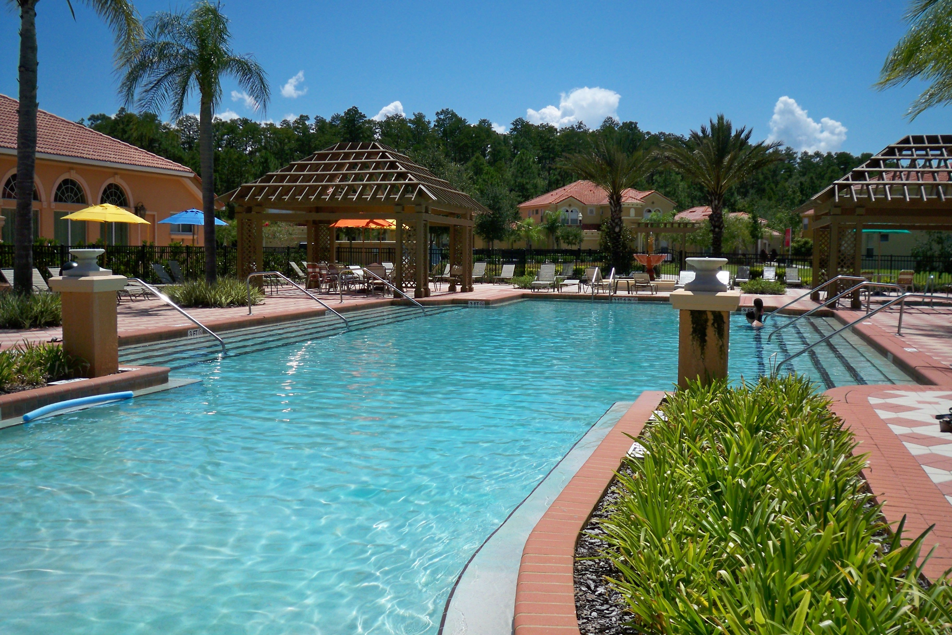 Bella vida clubhouse pool vacationrental bellavida