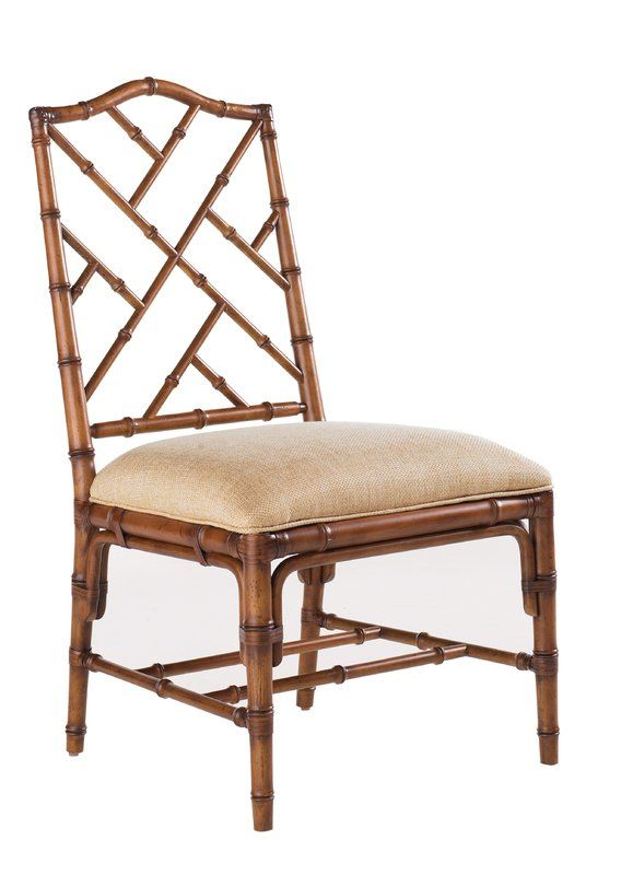 Island Estate Ceylon Solid Wood Dining Chair In 2020 With