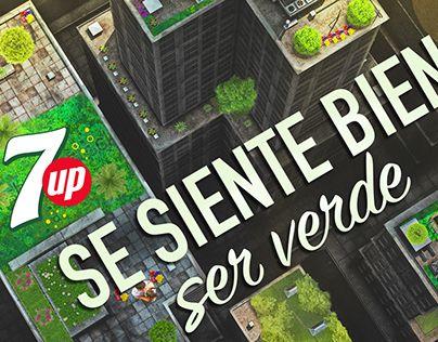 "Check out new work on my @Behance portfolio: ""7up, se siente bien..."" http://be.net/gallery/34728823/7up-se-siente-bien"
