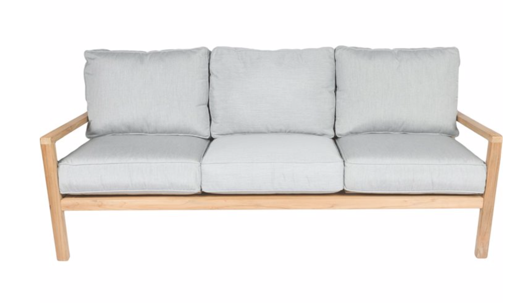 Royal Teak Collection Coastal Sofa 3 Seater Outdoor