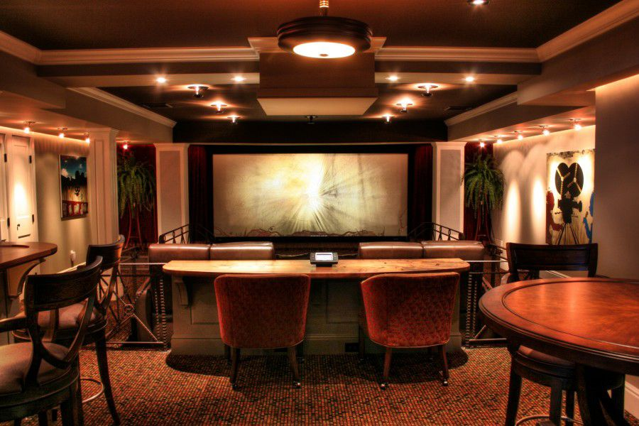 Home Theatre Design Ideas home theater design 1000 Images About Basementmancave On Pinterest Home Theaters Media Rooms And Home Theater Design