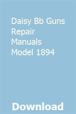 Vintage daisy model 1894 bb gun w/ original box | high altitude.