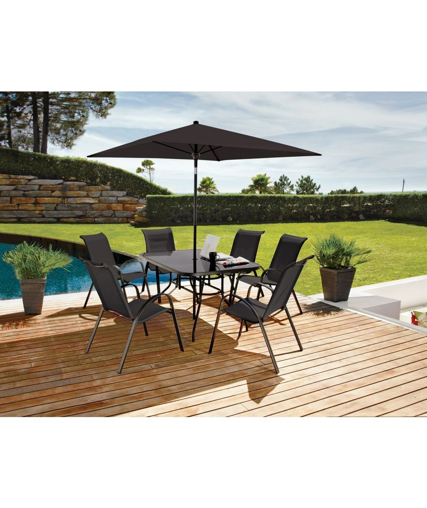 Buy Sicily 6 Seater Patio Set At Argos.co.uk   Your Online Shop