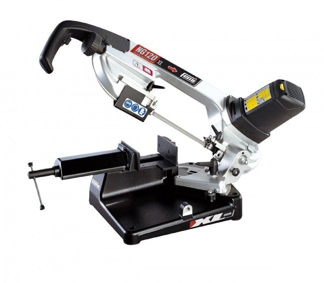 FEMI NG120XL Swivel Head Portable Bandsaw 230 Volt
