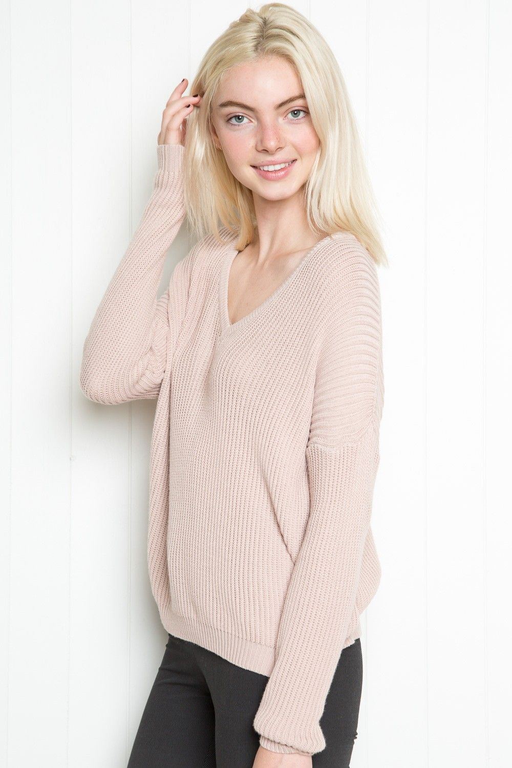 Brandy Melville Lance Sweater Pullovers Sweaters