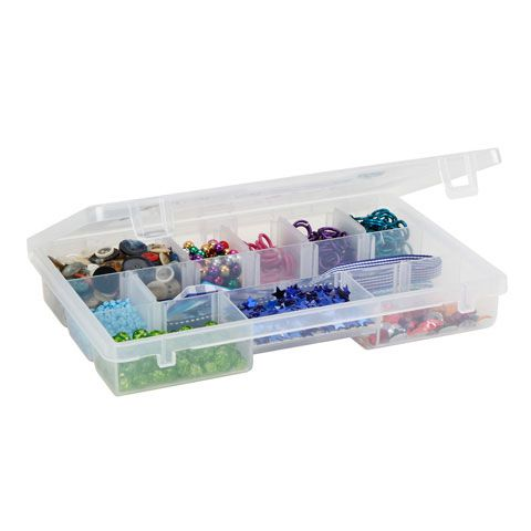 ConsumerCrafts Product Darice® Designer Storage Storage Case with 4 Removable Organizer Trays  sc 1 st  Pinterest & Darice® Designer Storage: Storage Case with 4 Removable Organizer ...