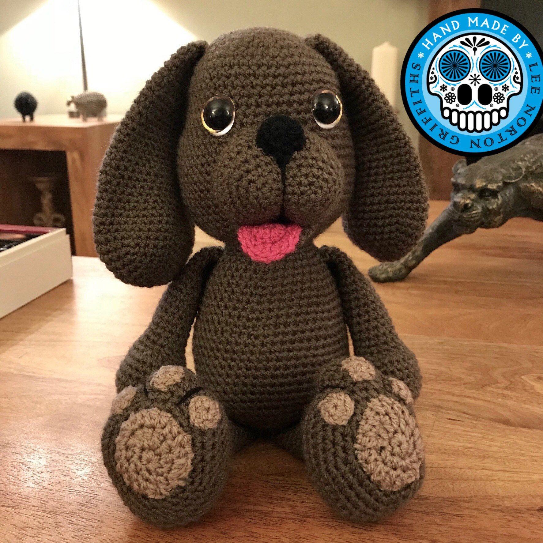 Amigurumi Dog Crochet Pattern | Supergurumi | 1773x1773