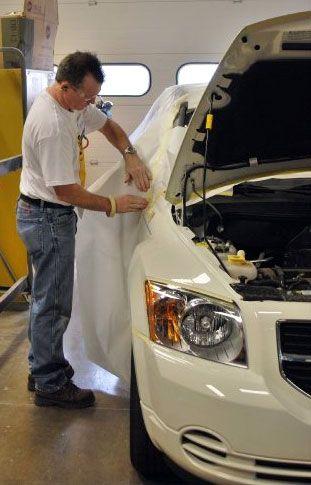 Watc Automotive Service Technology Repairs A Vehicle During Class Http Watc Edu Manufacturing Degree Ce Auto Repair Shop Auto Collision Repair Repair Videos