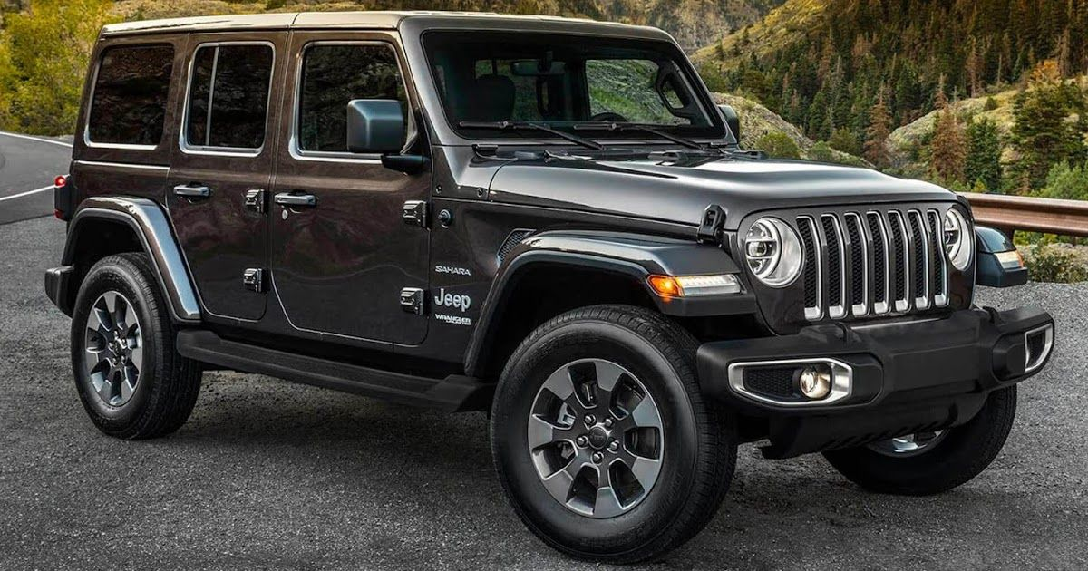 The Front Fender Vents On The 2018 Jeep Wrangler Serve A Unique
