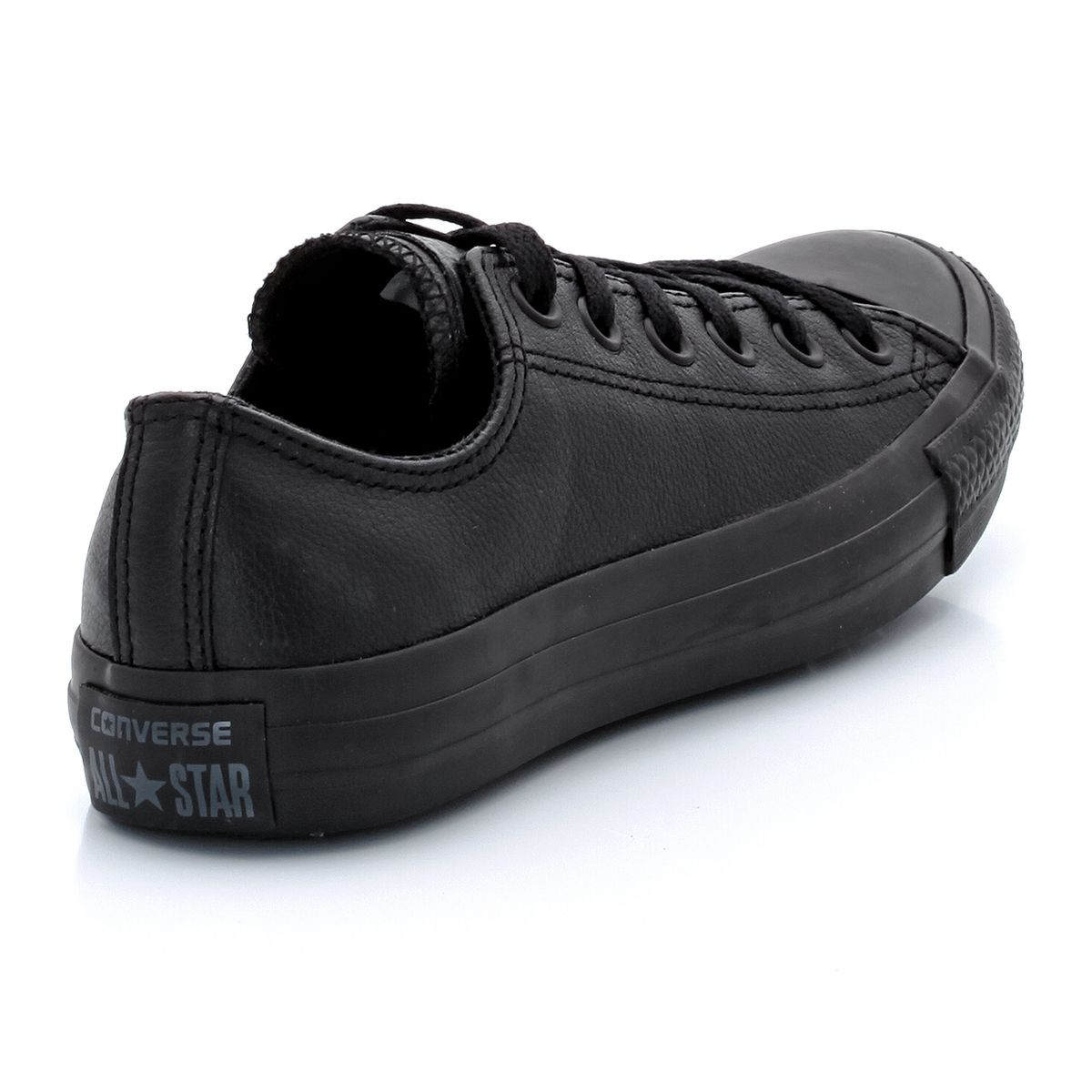 d52c8799f5bd6 Baskets Basses Chuck Taylor All Star Ox Mono Cuir - Taille   36 37