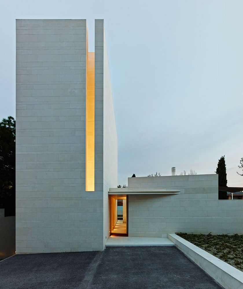 Igualada N1 / Jaime Prous + Damián Ribas | Architecture, Façades ...