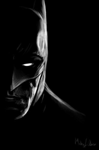 Dark Knight Batman Poster Batman Wallpaper Batman