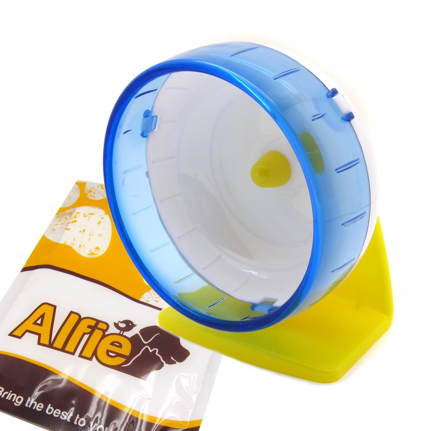 Alfie Pet By Petoga Couture Jones Exercise Running Wheel With Stand For Mouse Chinchilla Rat Gerbil And Dwarf Hamst Exercise Wheel Small Pets Pet Supplies