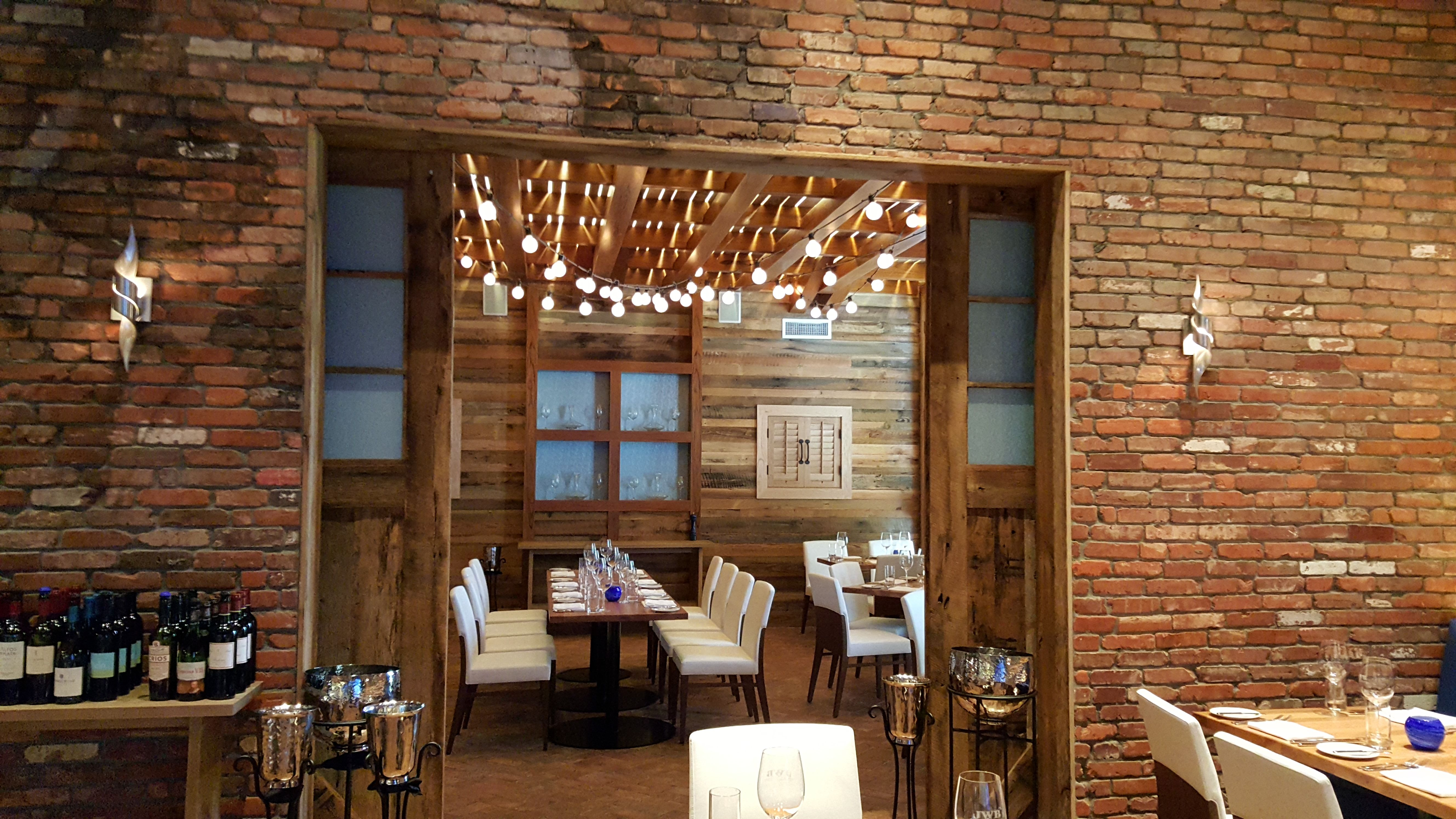 Reclaimed Thin Brick Veneer   Thin Brick Veneer, Brick Backsplash, Interior  Brick Veneer