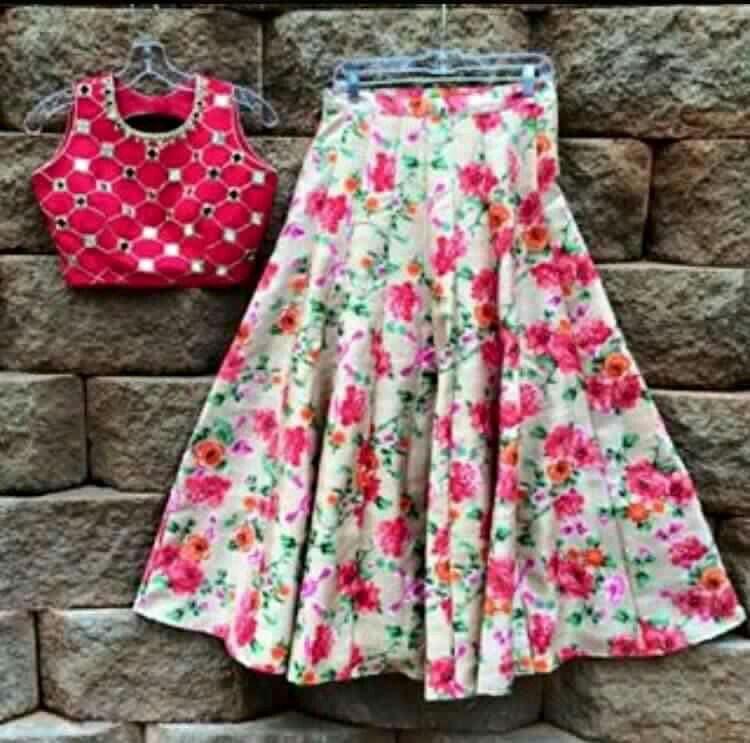Crop top | Indian traditional dresses | Pinterest | Vestidos bonitos ...