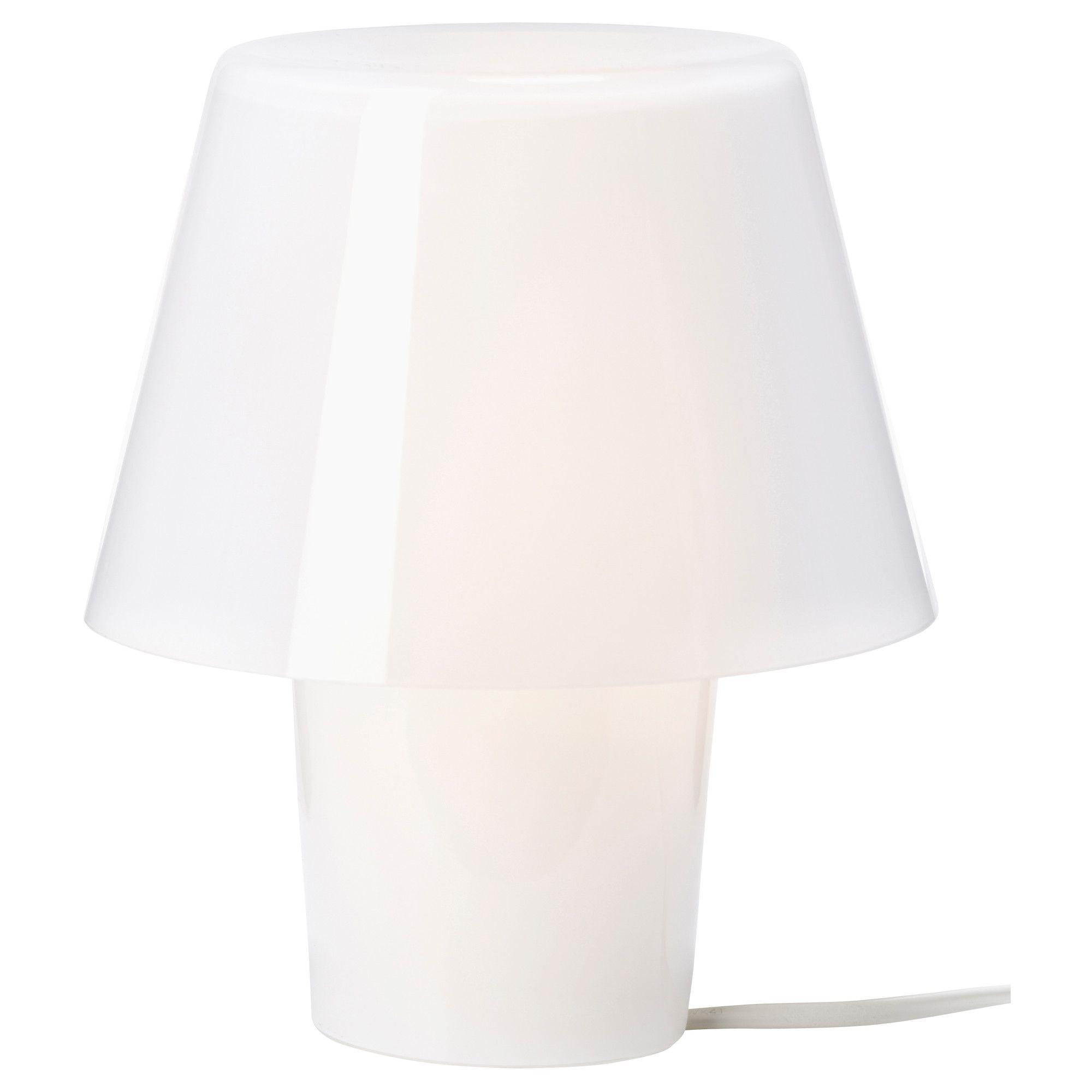lampe de chevet ikea blanche | creapach