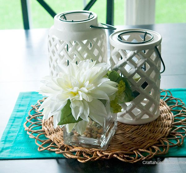 15 Lovely Table Centerpiece Ideas images