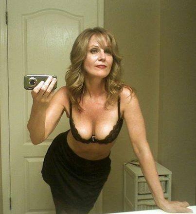 Mature female selfies
