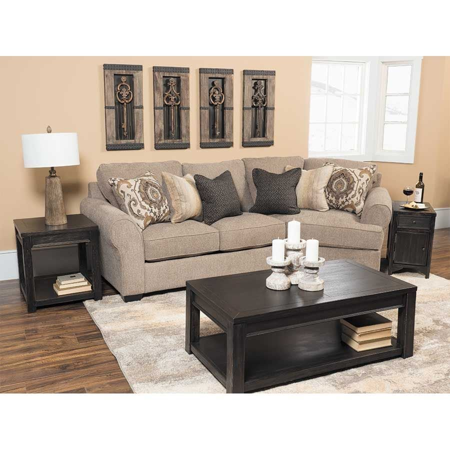 Best Pantomine 2 Piece Sectional With Raf Cuddler In 2020 400 x 300