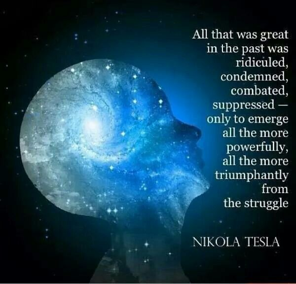 Nikola Tesla Spirituality Energy Healing Healing