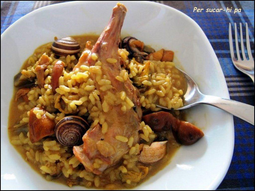 Nunca se acaban las ideas para cocinar arroz. Aquí, 5 ...