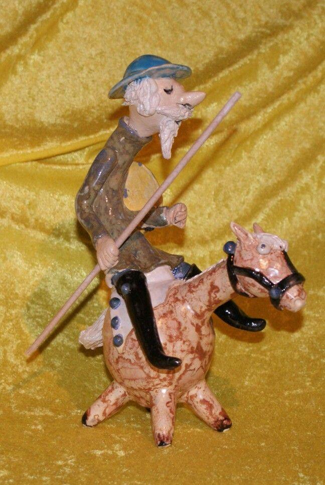 Don Quichote reitet wieder 2 rupe