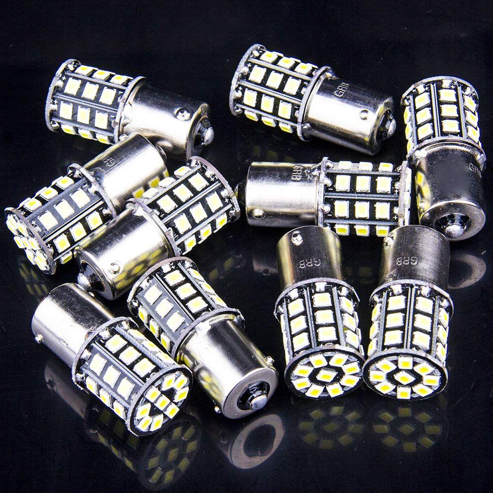 New Generation 1156 1141 1003 33 Smd Led Light Bulb Use For Rv Indoor Lights Back Up Reverse Lights Brake Lights Tai In 2020 Led Light Bulb Rv Led Lights Led Lights