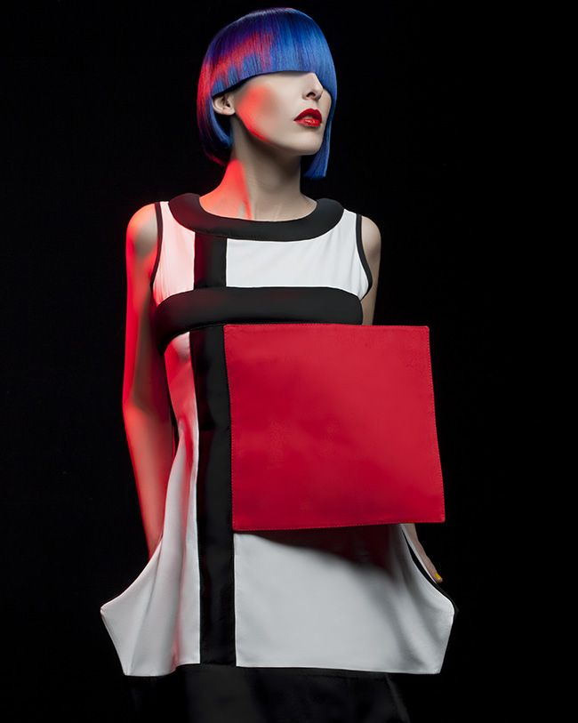 Collection: Piet Mondrian by Milica Shishalica