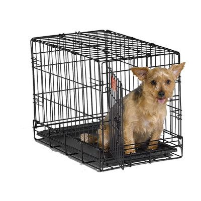 Midwest Homes For Pets Dog Single Door Pet Crate Dog Crate Cover Plastic Dog Crates Dog Cages